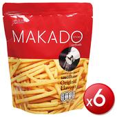 《即期2020.07.25 MAKADO麥卡多》薯條-鹽味(27g*6包)