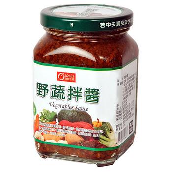 康健生機 野蔬拌醬(380g/罐)