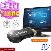 Android與iOS智慧型手機皆適用HDMI無線影音傳輸器
