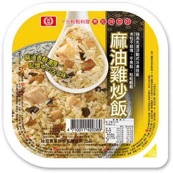 桂冠麻油雞炒飯(275g/盒)