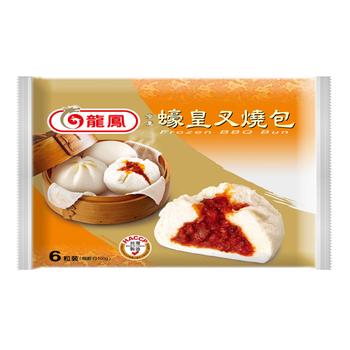 龍鳳冷凍蠔皇叉燒包(600g)