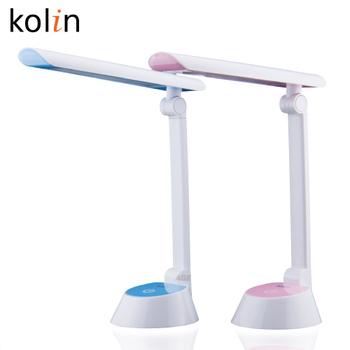 歌林 3W觸控式護眼檯燈 KTL-MN6681(粉色)