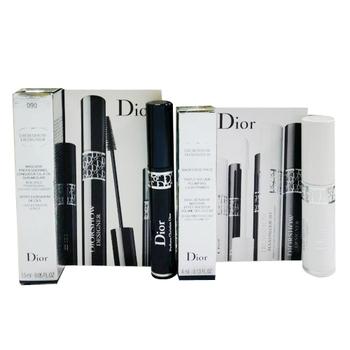 Christian Dior 迪奧 絕對搶眼纖長睫毛膏1.5ml+搶眼3D睫毛增量底膏4ml
