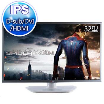 LG 樂金 32MB25VQ-W 32型寬螢幕