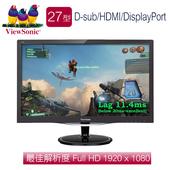 《ViewSonic優派》VX2757-mhd 27型電競液晶螢幕
