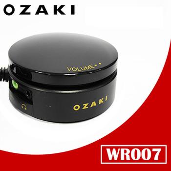 OZAKI 黑曜版音源線控器 WR007