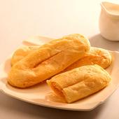 《美雅宜蘭餅》鮮奶軟式牛舌餅禮盒(10片/盒,2盒入)