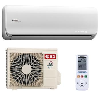 HITACHI 日立 4-5 坪頂級型變頻一對一分離式冷暖空調 (RAS-28NB/RAC-28NB) ★含基本安裝+舊機回收