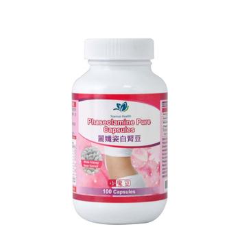 約諾 麗孅姿白腎豆膠囊(100顆/瓶)