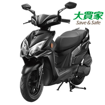 KYMCO 光陽機車 RACING S 125 2016年全新車(珍珠黑)