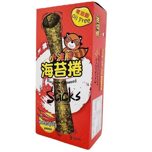 小浣熊 海苔捲(香脆麻辣)(24g*8入)