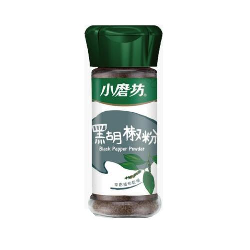 小磨坊 黑胡椒粉(28g/瓶)