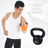 《HEAD 海德》專業健身壺鈴8KG