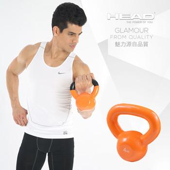《HEAD 海德》專業健身壺鈴4KG