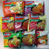 《Indo mine》營多系列泡麵綜合(原味/沙嗲/辣味/辣牛肉/青檸牛肉/咖哩/香蔥/特色雞湯)各5包共8種綜合(80g/單包x40包)