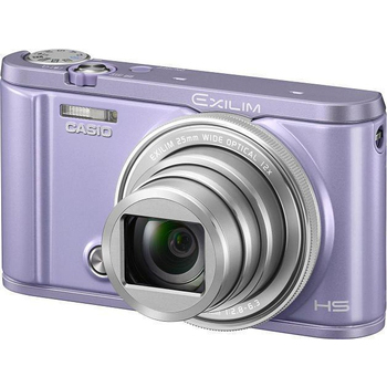 CASIO EX-ZR3600 ★超值送 64GB 高速卡+原廠電池(含標配共兩顆)+專用座充+ 讀卡機+桌上型腳架+清潔組(紫)