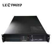 《LEOPARD》工業機箱 LE-E2068 2U 黑色