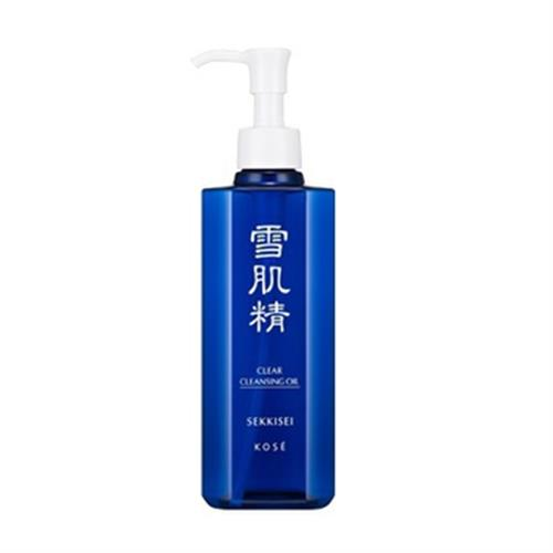 KOSE 高絲 雪肌精淨透潔顏油(250ml/瓶)