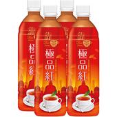 《波蜜》靠茶極品紅茶(580ml*4瓶)