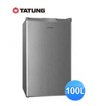 大同 100公升1級單門冰箱(TR-100HT-S)含運+分期0利率
