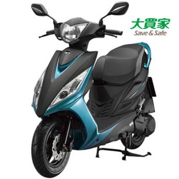KYMCO 光陽機車 VJR 110 新特仕 2016 全新車(平光黑)