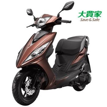KYMCO 光陽機車 VJR 110 新特仕 2017全新車(亮棕)