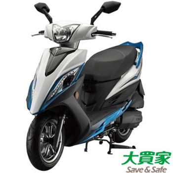 KYMCO 光陽機車 G6 125 雙碟版 2016 全新車(顏色由廠商聯絡)