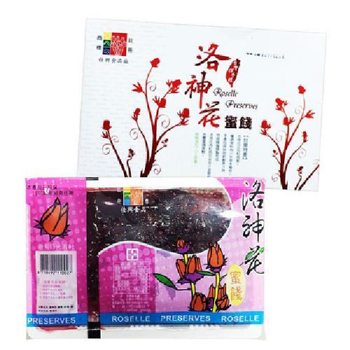 《台東》洛神花蜜餞(250g+-5%/盒)