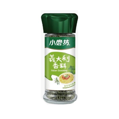小磨坊 義大利香料 (純素) 10g/瓶(10g/瓶)