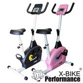 《X-BIKE》Performance 台灣精品 X-BIKE 60200立式車_小綿羊 (可放平板.手機)(粉色)