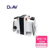 《Dr.AV》GTC-200 專業型升降電壓調整器(專業型)