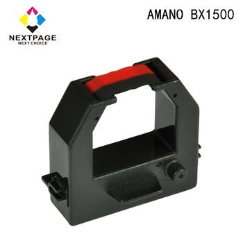 NEXTPAGE 【NEXTPAGE】AMANO BX-1500 電子式打卡鐘相容色帶