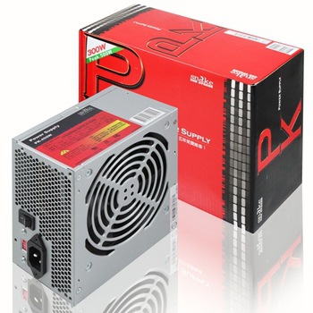 蛇吞象 PK系列電源供應器 (12CM靜音風扇/5年保修)(300W)