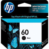 《HP》HP CC640WA NO.60 原廠黑色墨水匣