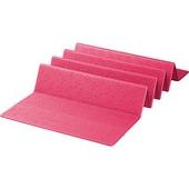 《Comefree》羽量級TPE摺疊瑜珈墊-顏色隨機出貨(05-CF-81402)