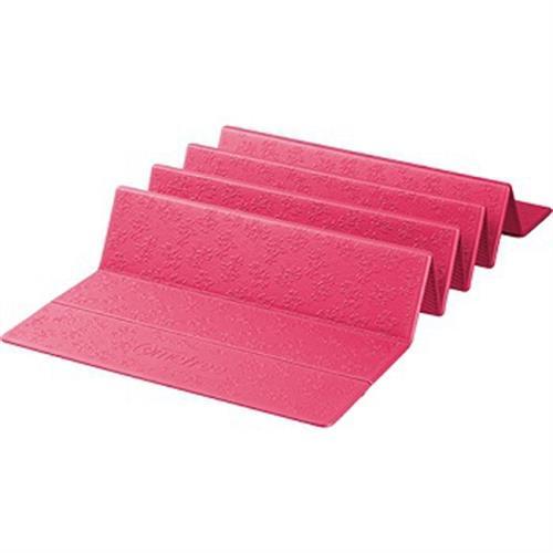 Comefree 羽量級TPE摺疊瑜珈墊-顏色隨機出貨(05-CF-81402)