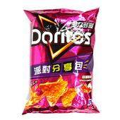 《多力多滋》蒜香酷辣派對包(168g/包)