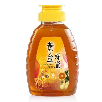 尋蜜趣 嚴選蜂蜜嘗鮮瓶380g(黃金蜂蜜)