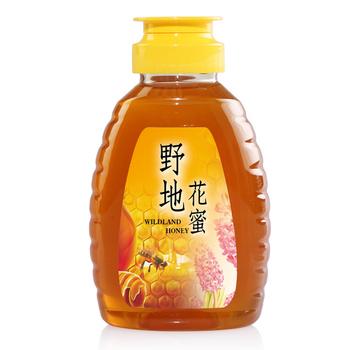 尋蜜趣 嚴選蜂蜜嘗鮮瓶380g(野地蜂蜜)