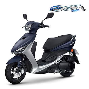 YAMAHA 山葉機車 JOG FS 115 FI 碟煞-2016新車(深藍/灰)