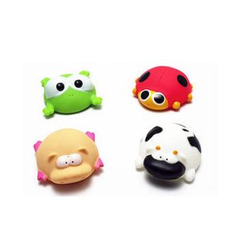 幼兒洗澡戲水組合玩具(共二款)(Q版動物)