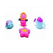 幼兒洗澡戲水組合玩具(共二款)(瓢蟲澆花)