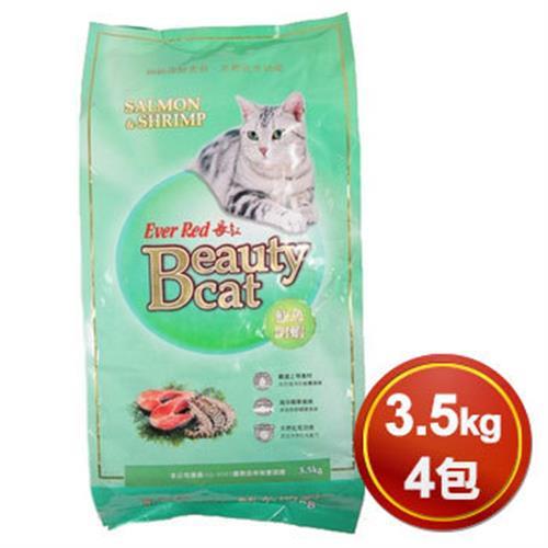 長紅 長紅貓食鮭魚明蝦(3.5kg 4包)