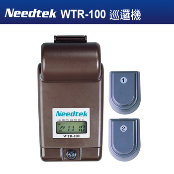 優利達 Needtek 優利達 Needtek WTR-100 掌上型電子巡邏鐘 ( 與PR-600功能相同 / 台灣製造 )