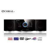 《CORAL》PM1 DVD 床頭音響 多功能媒體播放器(PM1)