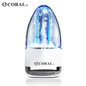 《CORAL》噴泉式LED炫彩水舞藍芽喇叭(水舞藍芽喇叭)