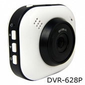 《CORAL》DVR-628P 1.8吋小巧時尚造型 FHD 1080P(行車紀錄器)