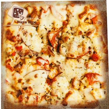 披薩市 5吋單人獨享-田園宮保雞丁披薩口味(葷)(片)