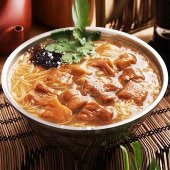 正港台灣味Q嫩豬腸麵線 10份(480g+-10% /包)