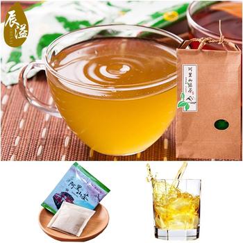 辰溢 阿里山極品清新綠茶冷泡茶包(40包入)